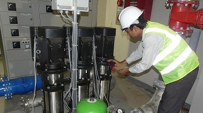 Operation - Maintenance of Waste Treatment Plants