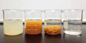PFC (Poly Ferric Chloride) - hóa chất keo tụ thay thế PAC